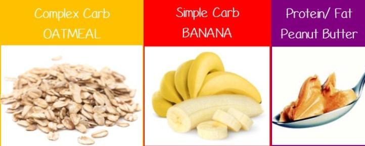 Oatmeal-Banana-Peanut Butter