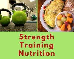 Strength Training Nutrition